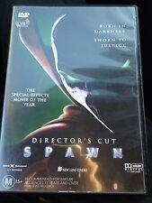 Spawn - Directors Cut [DVD] [1997] Aus Region 4, Free Postage