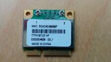 Acer Aspire 5745G Wireless WiFi Card T77H167.07 Atheros AR5B97