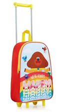 Hey Duggee Suitcase Travel Bag with Squirrel Club for Boys Girls