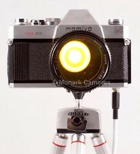 Retro 35mm Camera LED Light Lamp Conversion. Focusing Lens UK PET Safety Tested