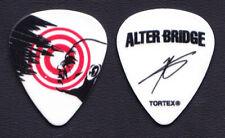 Alter Bridge Myles Kennedy Signature White Guitar Pick - 2017 Hero Tour Creed