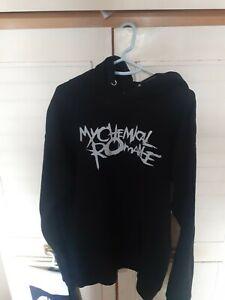 Men's Medium My Chemical Romance Black Hoodie