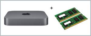 32GB-2x16GB DDR4 Memory Ram Upgrade Apple Mac Mini-8.1 Late 2018 i7-4.6GHz A1993