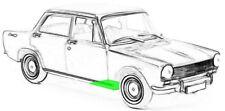 Bodenverstärkung für Wagenheber rechts für Simca/Talbot 1300/1500/1301/1501