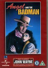 Angel and the Badman DeAgostini Collection  John Wayne  New Sealed  DVD