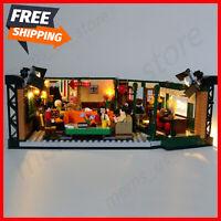 LIGHT MY BRICKS - LED Light kit for LEGO Friends Central Perk 21319