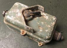 ESG Bakelit Maschinenschalter   Drehschalter   Motorschutzschalter   DDR   1958