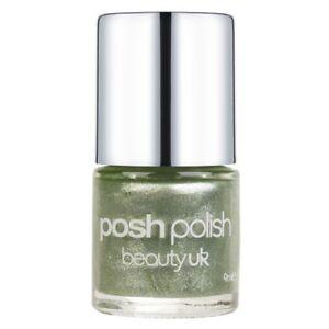 Beauty UK Posh Polish Nail Varnish Lacquer Shimmer Glitter Nail Art 6 ELFSTONE