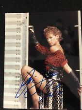 GENUINE HAND SIGNED JAMIE LEE CURTIS 8x10  PHOTO