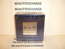 Bvlgari BLV Notte Pour Homme For Men Eau De Toilette Spray 3.4 oz Sealed Box