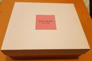 "Kate Spade new york, Gift Box 235x200x80mm ""Empty""  Used nice"