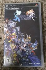 Dissidia Final Fantasy (Sony PSP, 2009) Complete CIB