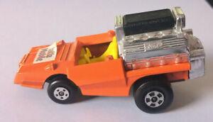 Matchbox Superfast - #42 Tyre Fryer - Orange - Jaffa Mobile