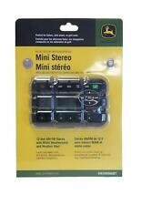 Jensen John Deere 12 Volt Am/Fm Mini Stereo - Swjhd906Bt