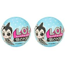 LOL Surprise! Boys Character Doll with 7 Surprises Series 1 - 2 Pack