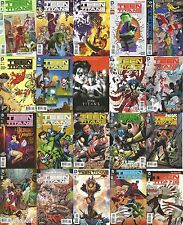 TEEN TITANS #1-#19 + ANNUAL - NEW 52 - DC COMICS - BRAND NEW WITH VARIANTS