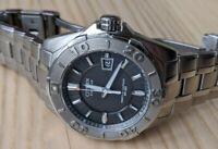 Citizen Signature Collection Eco-Drive mens grand diver watch bl1251-52h RARE