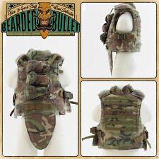 1/6 SPEAR body armor / WOODLAND CAMO / HOT TOYS