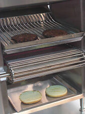 BURGER GRILL AUTOMATIC GRILL CONVEYOR GRILL FOR CHEESE BURGER CHICKEN FILLET ETC