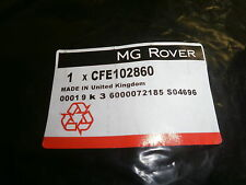 Rover 200/25/MG ZR L/H Door Seal - CFE102860