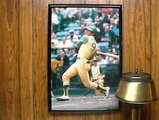 12x18 REGGIE JACKSON A's Yankees Photo Poster  Angels Orioles old jersey