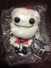"POP Disney Nightmare Before Christmas Santa Jack Plush Doll Funko Stuffed Toy 7"""