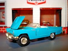 1957 FORD THUNDERBIRD LIMITED EDITION COLLECTOR CAR 1/64 HOT WHEELS HOT!