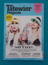 Tattoo Magazine #256 June / 2017 UNREAD 1A abs. Top
