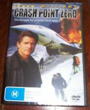 Crash Point Zero - Treat Williams - NEW / SEALED - R4