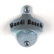 "New ""Bondi beach"" Starr X wall mounted beer bottle opener bar decor"