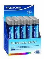 Revitalizante Multipower Guarana Shot 25 MLS