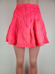 VTG 90s Nike Challenge Court Tennis Skirt Womens Large 14 Y2K Nylon