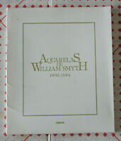"Aquarelas of William Smyth, Portfolio of 11 Watercolor Engravings 13"" x 15 1/2"""