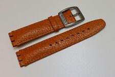 Swatch Irony Scuba Band - YDS100 Sealights - Armband Leder hellbraun