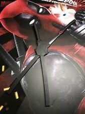 Hot toys MMS490 Xmen Marvel Deadpool 2 1/6 Back Sheath & Sword