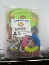 8 Pack of Dog Toys