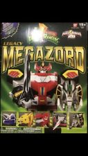 Mighty morphin Power Rangers Legacy Megazord 2013 Complete