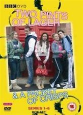 Two Pints of Lager and a Packet of Crisps Series 1-6 5014503213626 Smith DVD