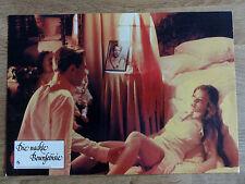 Aushangfoto Erotik * DIE NACKTE BOURGEOISIE Ornella Muti 1978