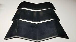 LAMBORGHINI AVENTADOR LP700 LP750 COUPE REAR HOOD BONNET COVERING VENTS OEM