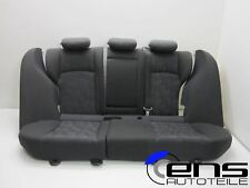 MERCEDES C CLASS W203 Saloon Rear Seat Bench Divided Fabric