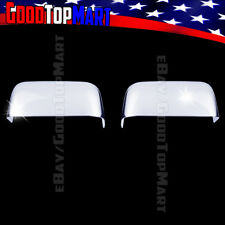 For Ford SUPER DUTY F250 F350 F350 F450 F550 2008-2016 Chrome Cap Mirror Covers