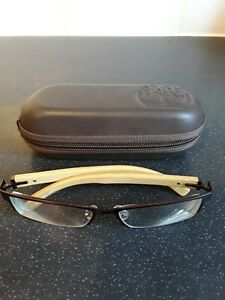 Mens Timberland Prescription Frames/ Glasses with case Excellent condition