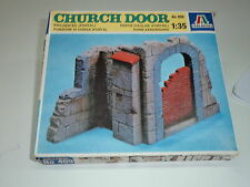 ITALERI 409 CHURCH DOOR 1/35 SCALE