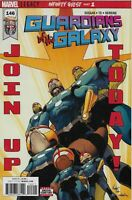 GUARDIANS OF THE GALAXY #146 MARVEL COMICS 2018 BAGGED & BOARDED