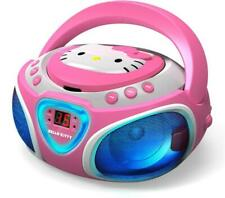 Hello Kitty Kt2025 Cd Boombox With Am/Fm Stereo Ra