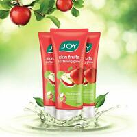 Skin Brightening Apple Gel Face Wash With Natural Ingredients - 100ml Pack of 3