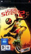 FIFA Street 2 Platinum (PSP) - Game  1KVG The Cheap Fast Free Post