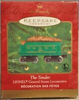 Hallmark - The Tender - Lionel General Steam Locomotive - 2000 Ornament