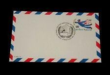 U.N.1982, New York #Uxc12, Postal Card ,Fdc, Nice! Lqqk!